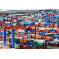 0160_6070 Double Rail Mounted Gantry DRMG | HHLA Container Terminal Hamburg Altenwerder ( CTA )